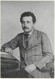 Albert Einstein ETH-Bib Portr 05937