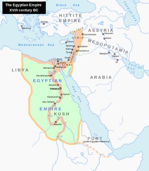 Maps-Egypt-BC-1450-goog