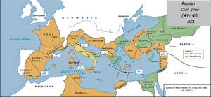 Maps-Roman Civil-War-BC-49-goog