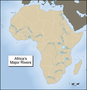 Maps-Africa-Rivers-goog