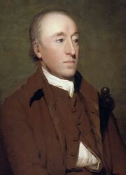 Hutton James portrait Raeburn
