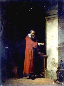 Laurent Galileo in prigione