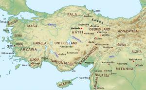 Maps-Hattia-Tarhuatassa-Kizzuwatna-goog