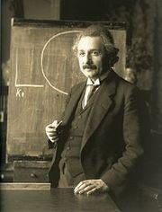 220px-Einstein 1921 by F Schmutzer