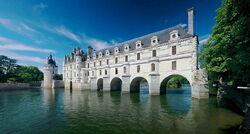 Architecture-Chateau-De-Chenonceau-wik