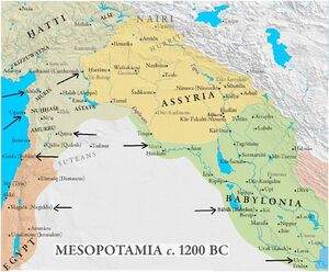 Maps-Mesopotamia-Syria-Phoenicia-goog