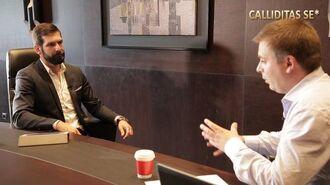 Интервью с Членом Правления Компании CALLIDITAS SE - Афониным Валерием