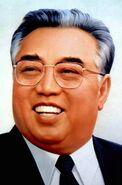 Kim Il Sung Portrait-2
