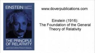 Relativity 6 - approaching the general theory
