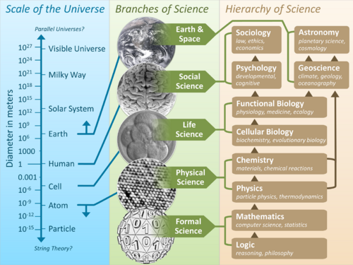 The Scientific Universe
