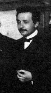 Einstein 1911 Solvay
