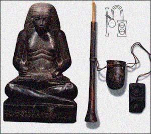 Scribe-Egyptian-goog