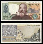 Lire 2000 Galileo Galilei