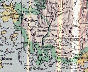Maps-Aetolia-Acarnania-Achelous-goog