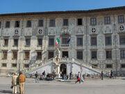 Pisa.Palazzo dei Cavalieri01