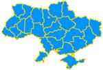 Scheme of administrative division of Ukraine-2