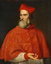 Pietro Bembo - Titian