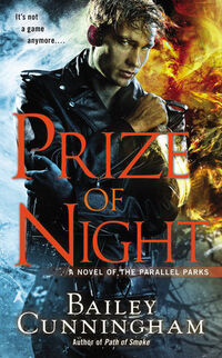Prize of Night 2015 Book Cover