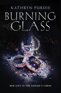 Burning Glass 2016 Book Cover