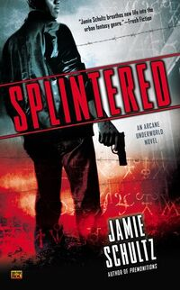 Splintered 2015 Book Cover