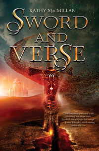 Sword and Verse Book Cover