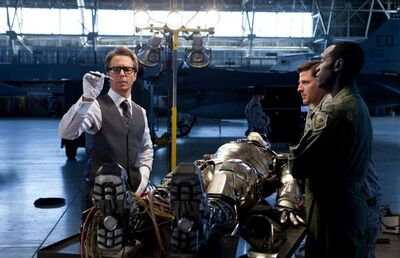 6-17-10 Iron Man 2 EX-WIFE