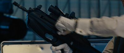 Chambering the F2000