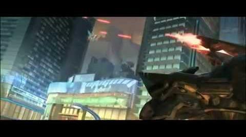 Gatchaman 2011 Movie Trailer