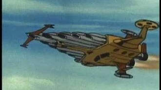 Battle of the Planets Ep. 34 the Space Rock Concert