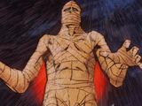 The Giant Mummy