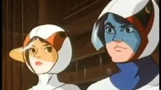 Battle of the Planets Ep. 18 Mad New Ruler of Spectra