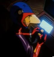 Jinpei hacking (OVA)