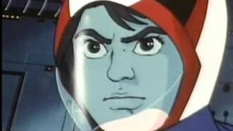 Battle of the Planets Ep. 46 Raid of the Red Scorpion