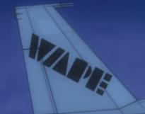 VAPE Logo (Jet)