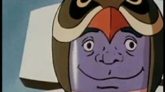 Battle of the Planets Ep. 19 The Sea Dragon