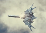 God Phoenix (movie) 1