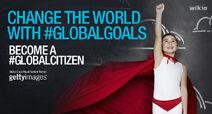 Global Goals Slider