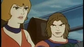Battle of the Planets Ep. 24 Race Against Disaster