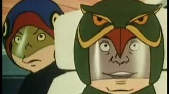 Battle of the Planets Ep. 8 Fearful Sea Anemone