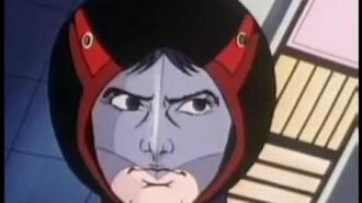 Battle of the Planets Ep. 6 Big Robot Gold Grab