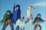 Gatchaman (Time Bokan OVA)