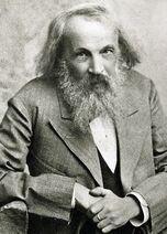 Dmitri Mendeleev photo