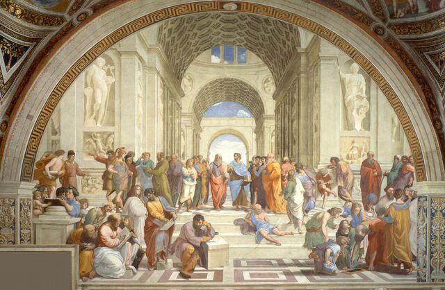 File:Raphael School of Athens.jpg