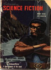 Astounding Science Fiction May 1950