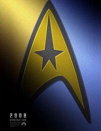 Star Trek (2009)-poster 1