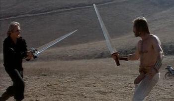 Deathsport duel