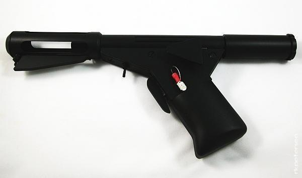 Image result for logan's run gun