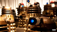 An army of Daleks