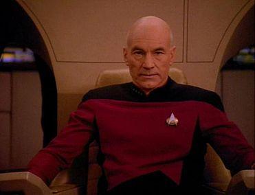 Captain Picard Chair