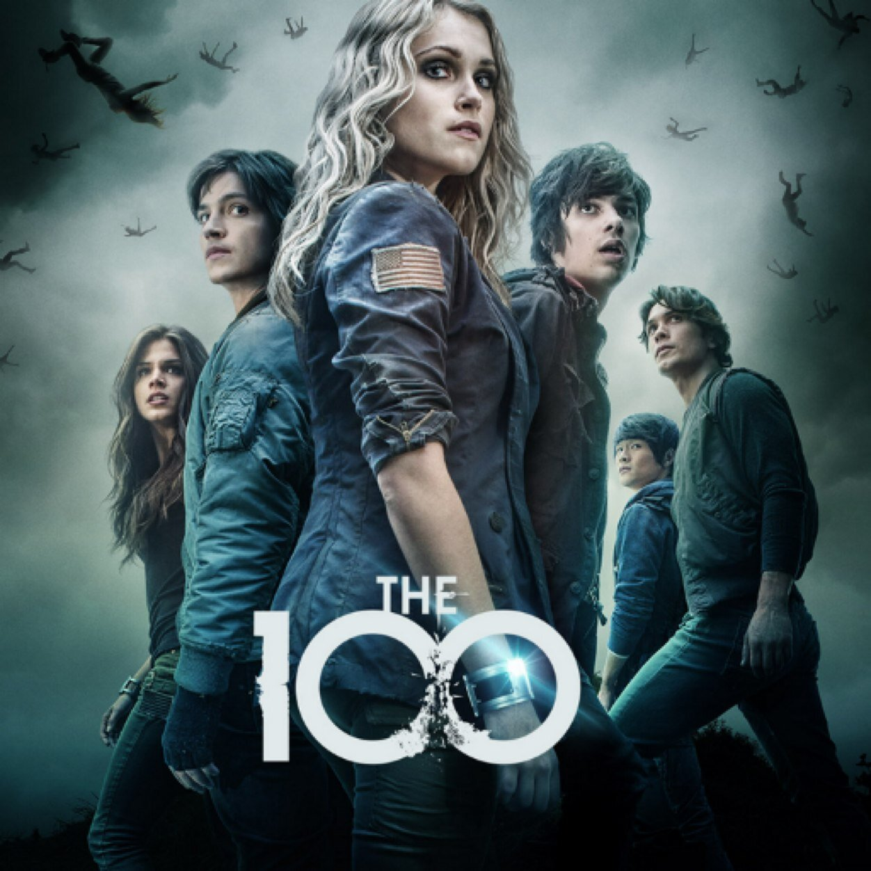 The 100 (Serie) | Science-Fiction Wiki | Fandom